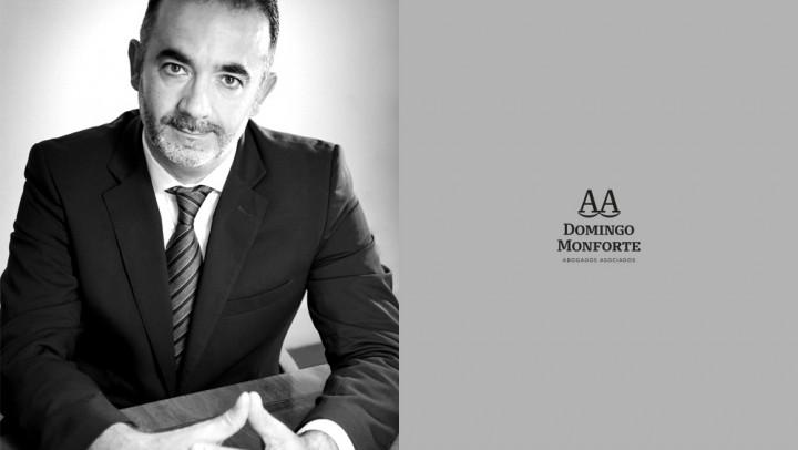Socio profesional Domingo Monforte Abogados Asociados