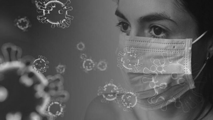 La marca coronavirus