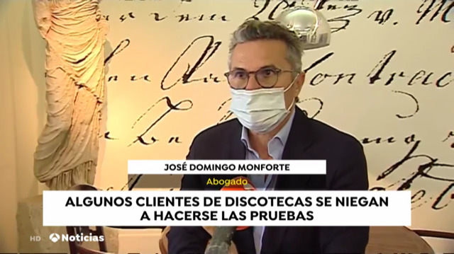 Jose Antena 3 Noticias