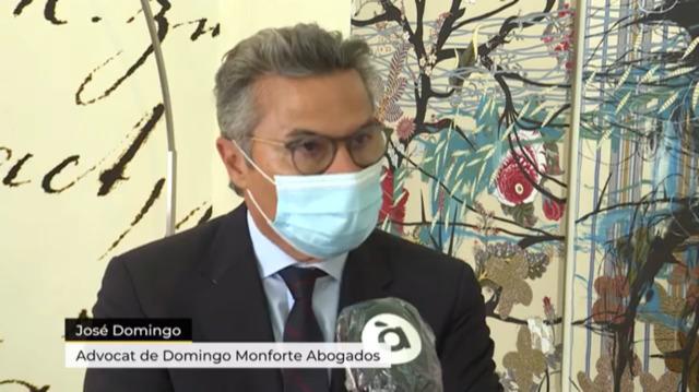 Jose entrevistado A Punt
