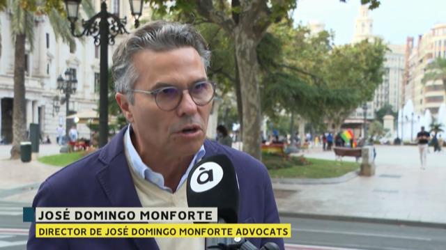 Intervención José Domingo en televisión
